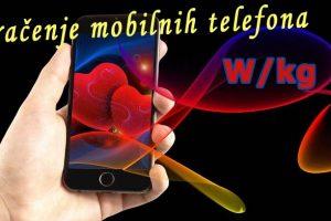 Mobilni telefoni koji najviše i najmanje zrače – Spisak